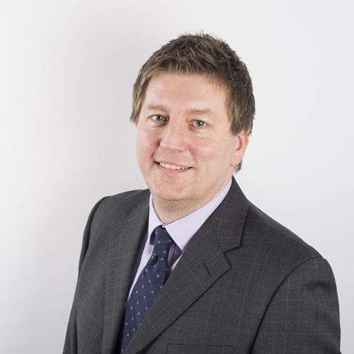 Paul Mountford - Off-Site Business Development Manager