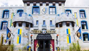 The Castle Hotel, Legoland, Windsor